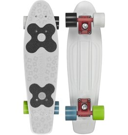CHOKE SKATEBOARDS CHOKE JUICY SUSI CLASSIC, WIT
