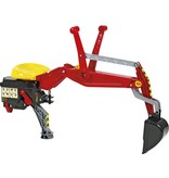ROLLY TOYS ROLLY TOYS ACHTERLADER, ROOD