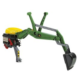ROLLY TOYS ROLLY TOYS ACHTERLADER, GROEN
