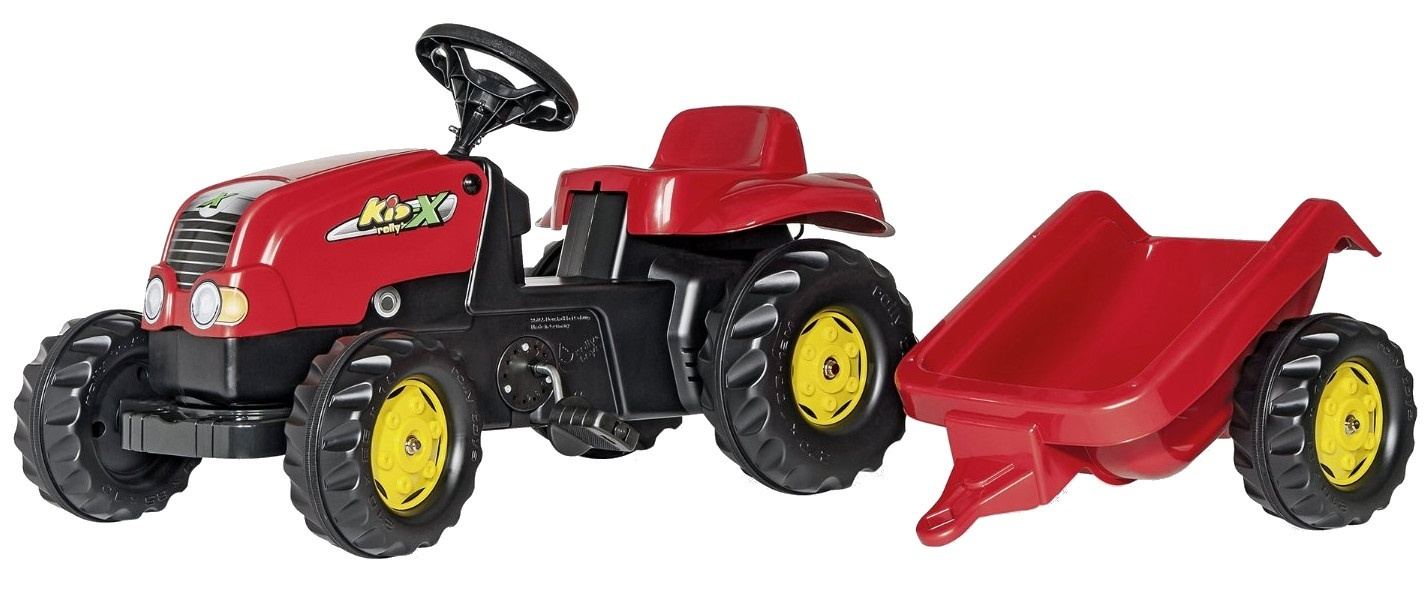 ROLLY TOYS ROLLY TOYS JOHN DEERE TRACTOR, ROOD