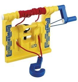 ROLLY TOYS ROLLY TOYS POWERWINCH LIER, GEEL