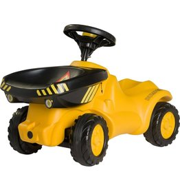 ROLLY TOYS ROLLY TOYS DUMPER LOOP TRACTOR, GEEL