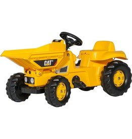 ROLLY TOYS ROLLY TOYS CAT TRACTOR, GEEL
