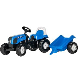 ROLLY TOYS ROLLY TOYS LANDINI TRACTOR, BLAUW