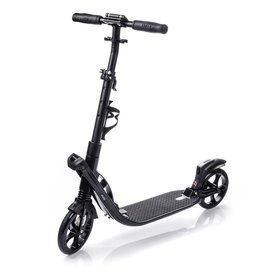 METEOR METEOR HI-WAY CITY SCOOTER, BLACK