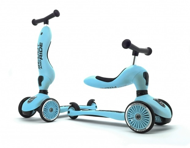 SCOOT AND RIDE SCOOT AND RIDE - HIGHWAYKICK 1 - BLEUBERRY