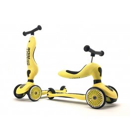 SCOOT AND RIDE SCOOT AND RIDE - HIGHWAYKICK 1 - LEMON