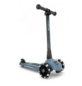 SCOOT AND RIDE SCOOT AND RIDE - HIGHWAYKICK 3 - STEEL