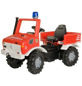ROLLY TOYS ROLLY TOYS TRAPAUTO FEUERBRIGADE, ROT