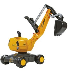 ROLLY TOYS ROLLY TOYS EXCAVATOR, GELB