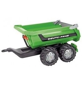 ROLLY TOYS ROLLY TOYS DEUTZ AANHANGER, GROEN