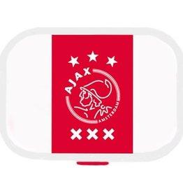 AFC AJAX LUNCHBOX AJAX WEISS MIT RED JOP MEPAL
