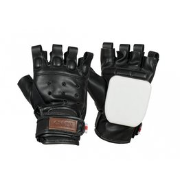 ENNUI PROTECTION ENNUI PROTECTION BLVD HANDSCHUHE, SCHWARZ/WEISS