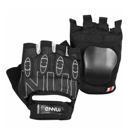 ENNUI PROTECTION ENNUI PROTECTION CARRERA HANDSCHUHE, SCHWARZ