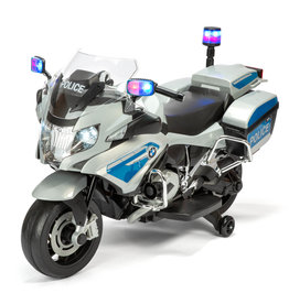 VROOM BMW POLITIE MOTOR, 12V