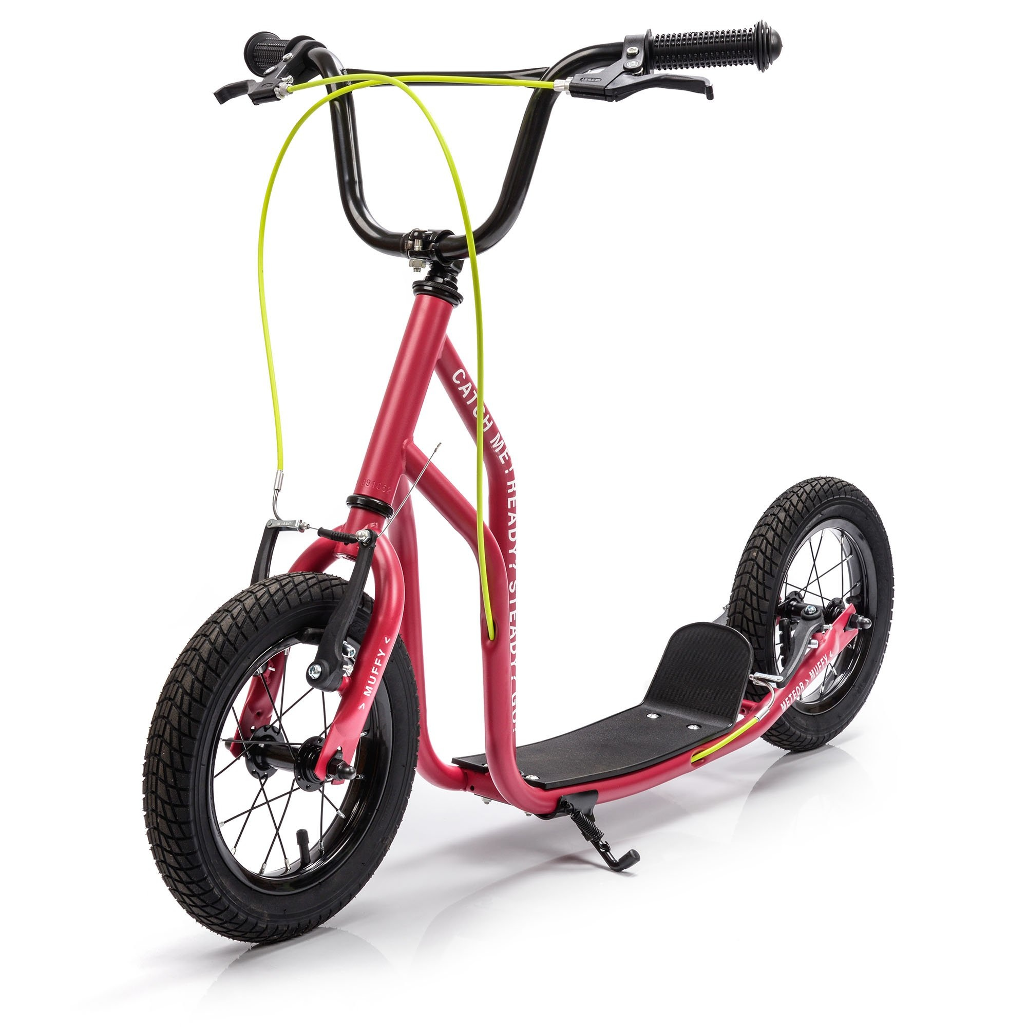 METEOR METEOR SCOOTER, MUFFY PINK