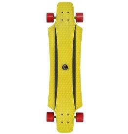 CHOKE SKATEBOARDS CHOKE DROPTHROUGH LONGBOARD, LARGE