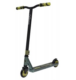 JD BUG JD BUG STUNT SCOOTER, PYTHON GREEN