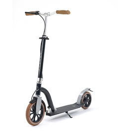 FRENZY SCOOTERS FRENZY 10+, 230MM DUAL BRAKE SCOOTER, BLACK