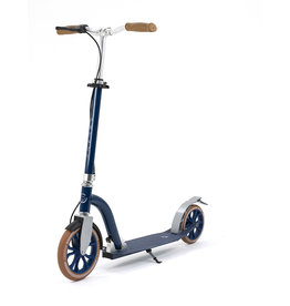 FRENZY SCOOTERS FRENZY 10+  DUAL BRAKE 230MM  STEP, BLUE