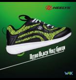 HEELYS HEELYS NITRO, BLACK/VOLT GREEN