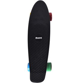 MOVE OLD SCHOOL RETRO BOARD 22 INCH, ZWART