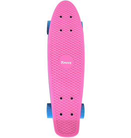 MOVE OLD SCHOOL RETRO BOARD 22 INCH, ROZE