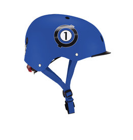 GLOBBER GLOBBER CHILDREN'S HELM RACING, BLAU