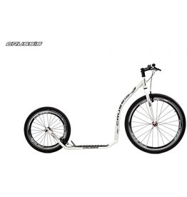 CRUSSIS  CRUSSIS URBAN 4.1 26/20 SCOOTER, WHITE