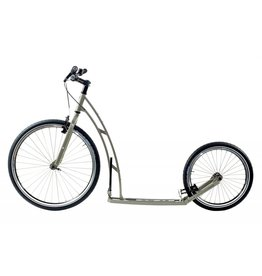 MIBO SCOOTERS MIBO UNIVERSE STEP, PEARL MOUSE GREY