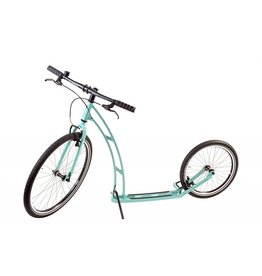 MIBO SCOOTERS MIBO UNIVERSE SCOOTER, SOFT TURQUOISE