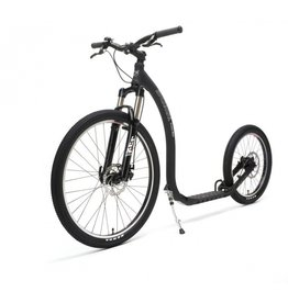 KICKBIKE KICKBIKE CROSS MAX 20D+ STEP, BLACK