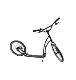 MIBO SCOOTERS MIBO ROYAL 20/20 DISC SCOOTER, BLACK