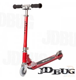 JD BUG JD BUG ORIGINAL STREET STUNTSTEP, RED