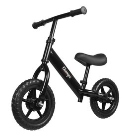 CHAMPZ CHAMPZ BY WHEELZ4KIDS LOOPFIETS, ZWART