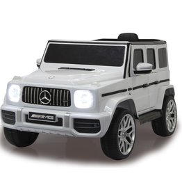 JAMARA RIDE-ON MERCEDES-BENZ AMG  G63, WIT