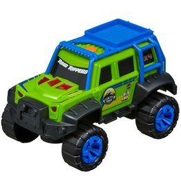 NIKKO AUTO NIKKO ROAD RIPPERS OFF ROAD RUMBLE, FOREST GREEN