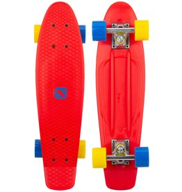 NIJDAM FLIPGRIP SKATEBOARD - SUNSET CRUISER