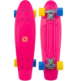 NIJDAM FLIPGRIP SKATEBOARD - PUNKY POWER