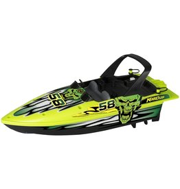 NIKKO BOOT NIKKO RC RACE BOATS, ENERGY GREEN