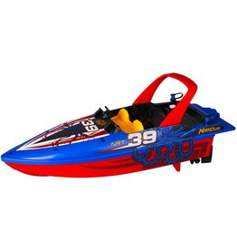 NIKKO BOOT NIKKO RC RACE BOATS, OCTO-BLUE