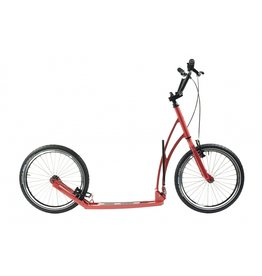MIBO SCOOTERS MIBO ROYAL 20/20 SCOOTER, STRAWBERRY