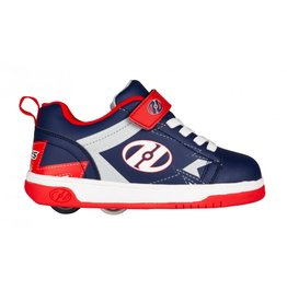 HEELYS HEELYS DUAL UP X2, NAVY/RED/GREY