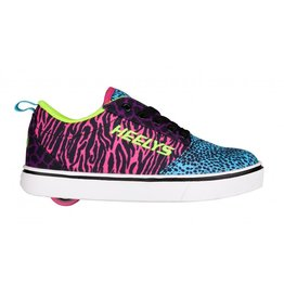 HEELYS HEELYS PRO 20, BLACK/MULTI ANIMAL PRINT