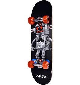 MOVE ROBOT SKATEBOARD, 24 INCH