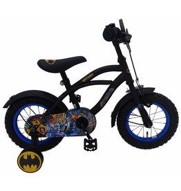 BATMAN BATMAN 14  INCH KINDERFIETS, ZWART