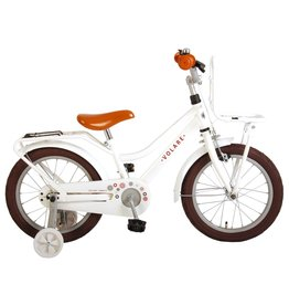 VOLARE VOLARE LIBERTY 16 INCH KINDERFIETS, WIT
