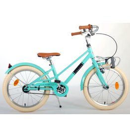 VOLARE VOLARE MELODY 18 INCH KINDERFIETS, TURQUOISE