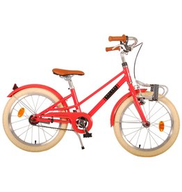 VOLARE VOLARE MELODY 18 INCH KINDERFIETS, PASTEL ROOD