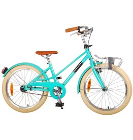 VOLARE VOLARE MELODY 20 INCH KINDERFIETS, TURQUOISE